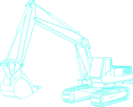 3D CONTROLLED <br> CONSTRUCTION <br> MACHINERY